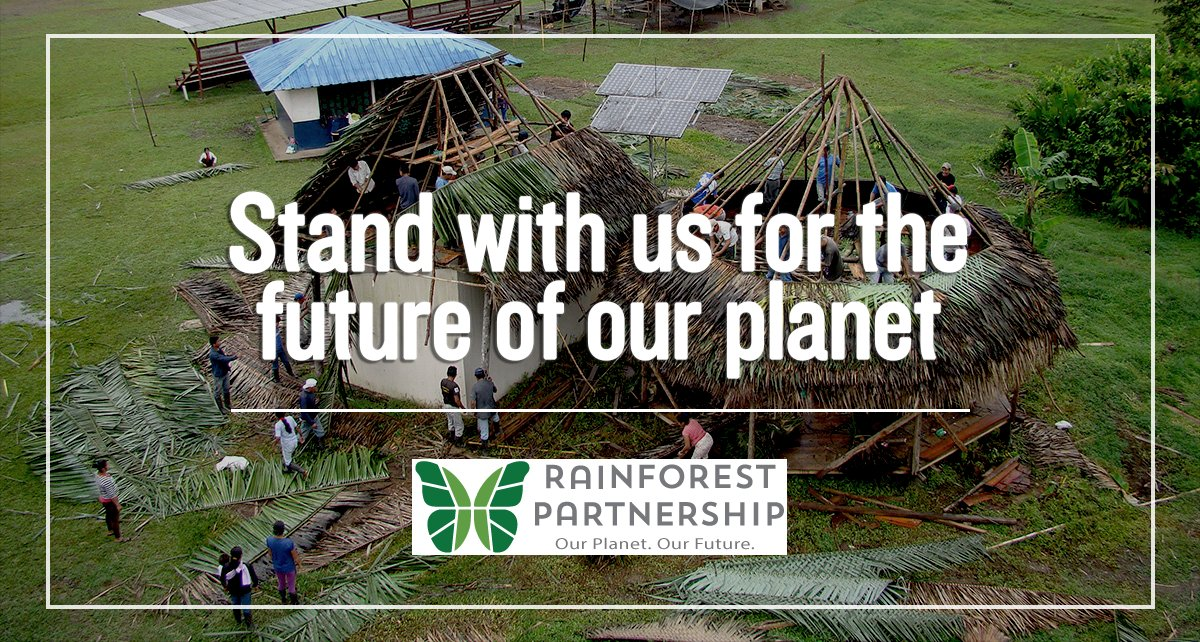 earth day rainforest partnership