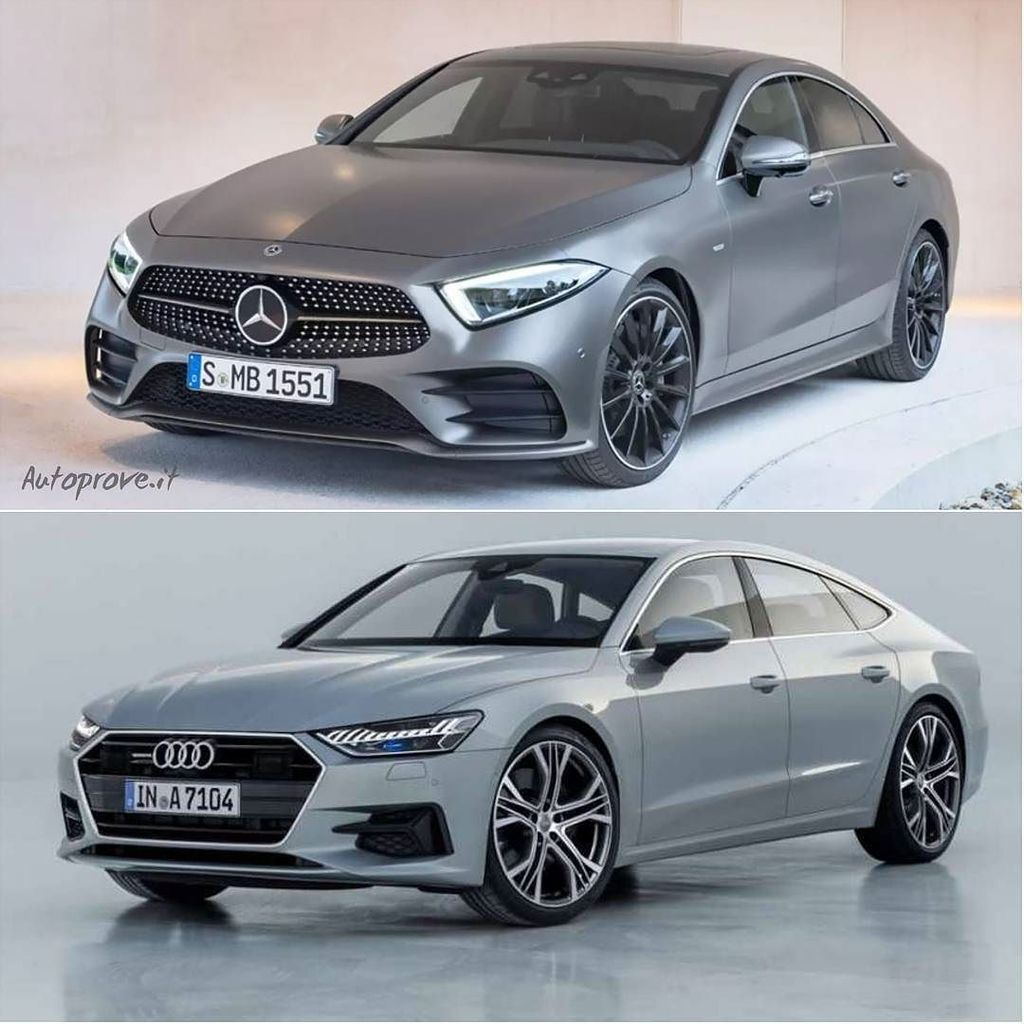 All New 2019 Mercedes CLS Finally Revealed . Is It Better