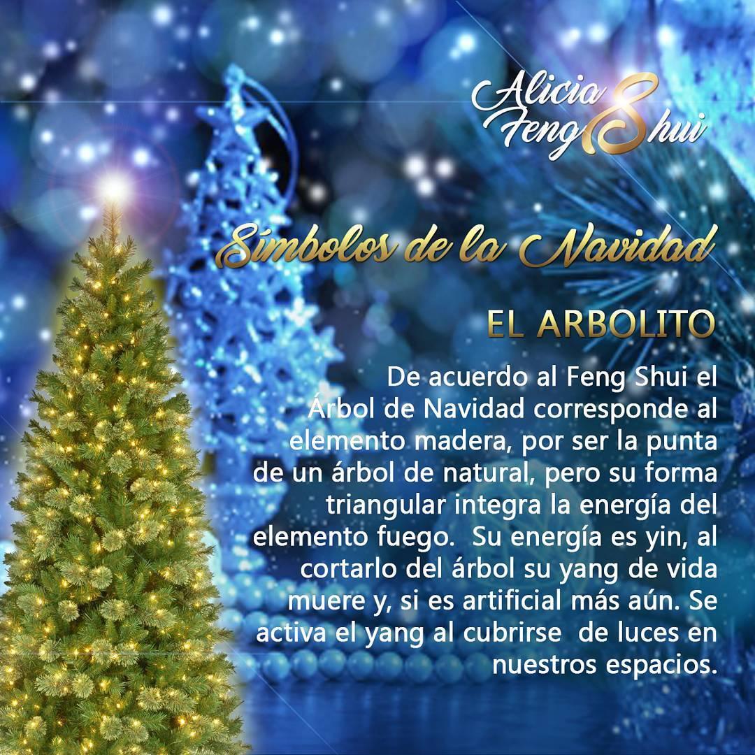 Símbolos de la #navidad bajo la mirada d...