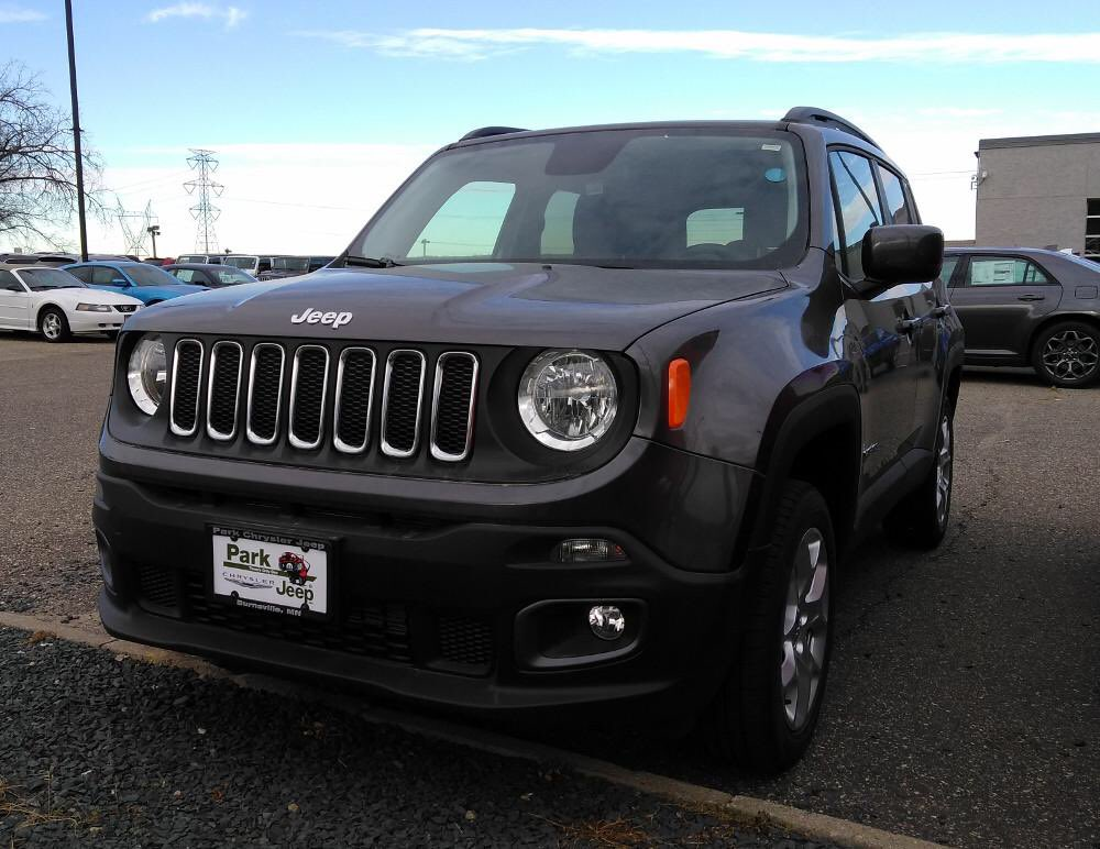 #BlackFriday Specials Through Nov. At Park Jeep. 2017 @Jeep Renegade  Latitude. Lease For $270/mo. For 42 Months. $2499 Down + Tax, Title,  License And First ...