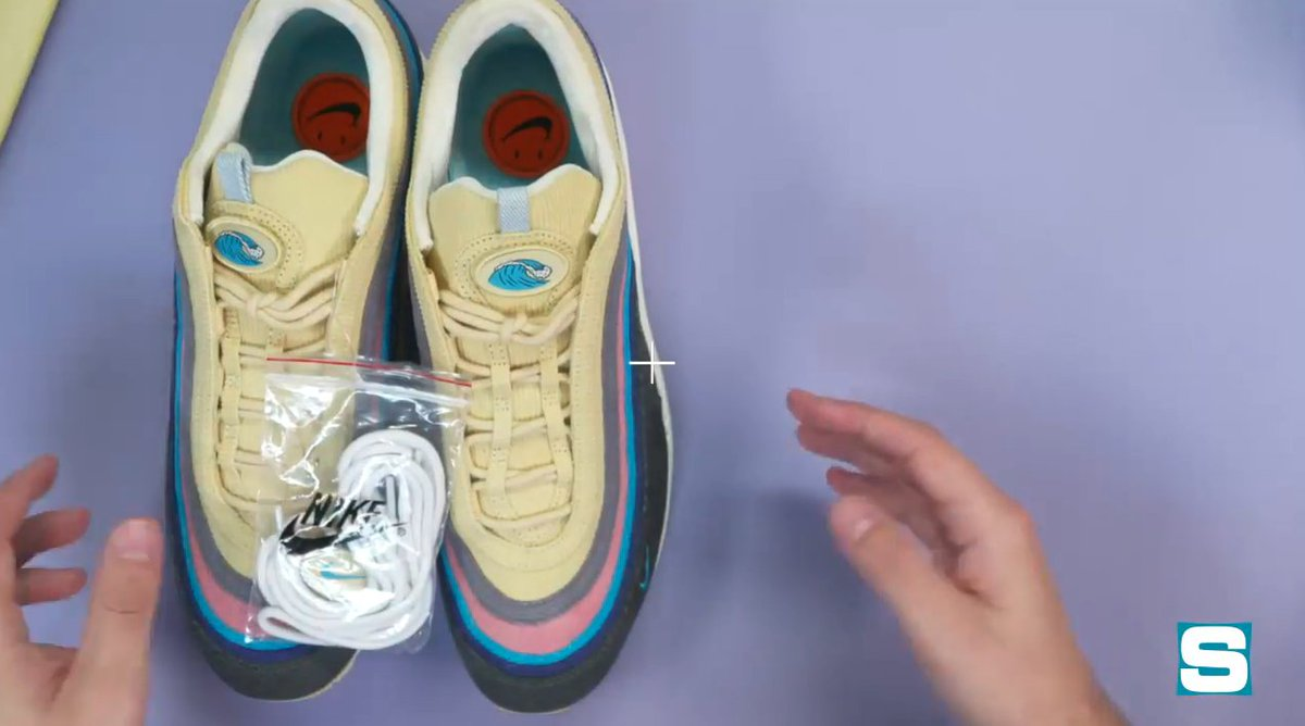 6b5c2d0903 we re unboxing sean wotherspoon s new nike air max 97 1 right now on fb