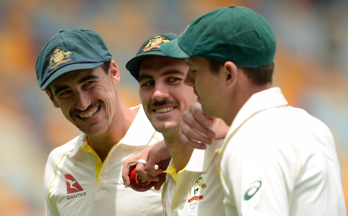 Ashes 2017/18: Australia Named Unchanged XI for Historic Adelaide Test 1