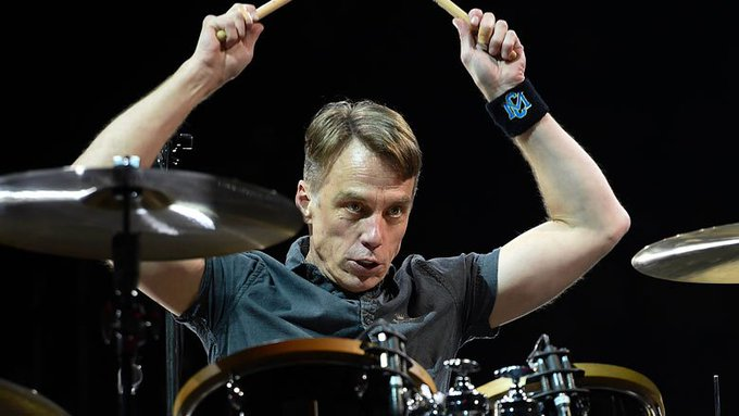 Happy Birthday to the one and only Drummer Matt Cameron!!!