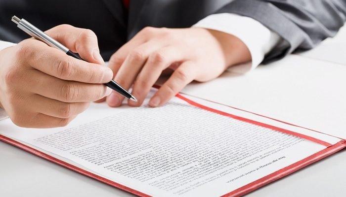 Образец доверенности на право подписи упд