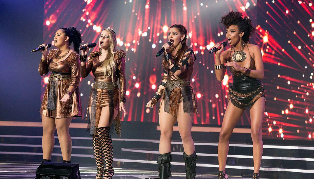 Fifth Harmony Brasileira, girlband Raven...