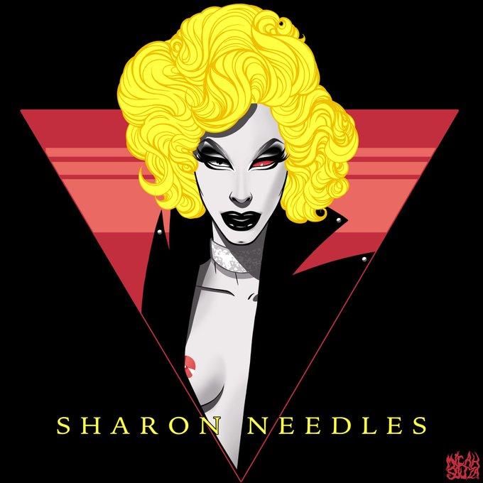 Happy Birthday Sharon Needles!