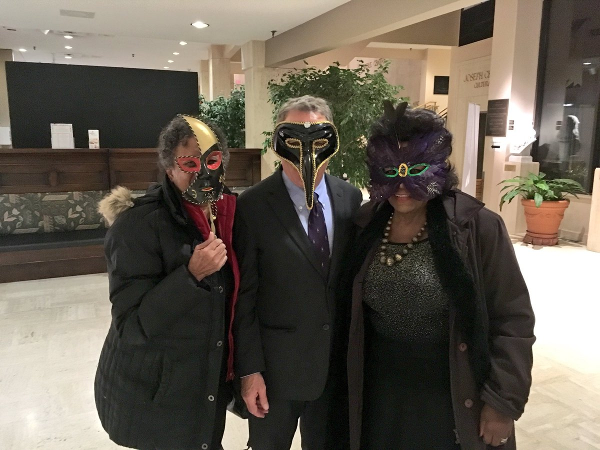 David Zimmer On Twitter Wearing My Finest Venetian Mask At The Nyscentre Better With Age Gala A Night In Venice Willowdale