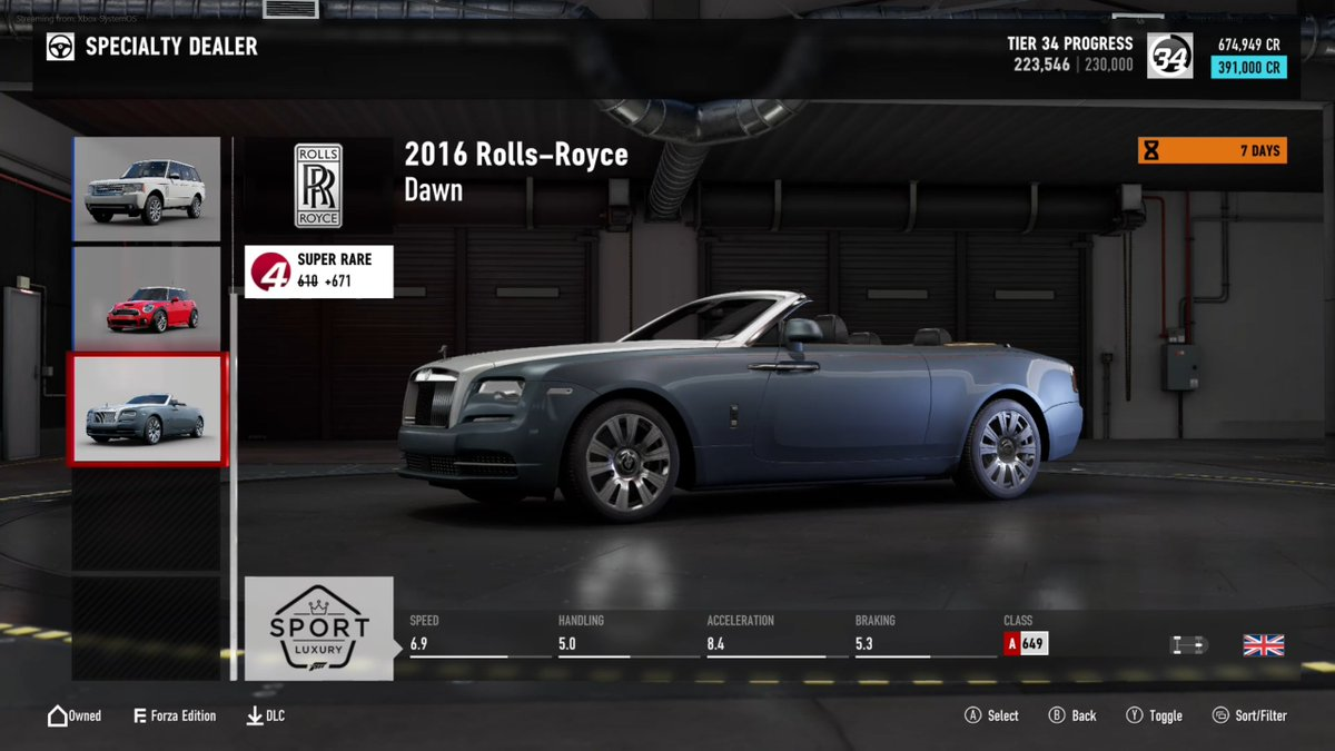 FM7 Car List and How to Get Locked Cars - Page 29 - Forza
