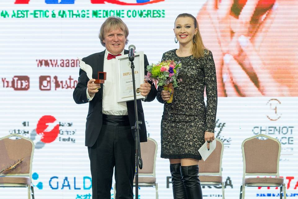 Image result for patrick treacy awards baku