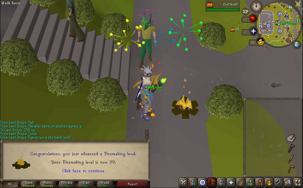 This Is My Loot From 50 To 99 Firemaking Will Help So Much The Early Gameplay Osrs 99firemaking Pictwitter VZUrIVUBvB