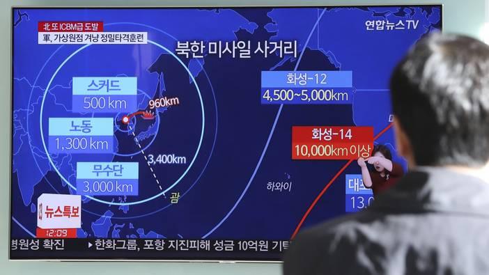 Nordkorea ny robot kan na usa
