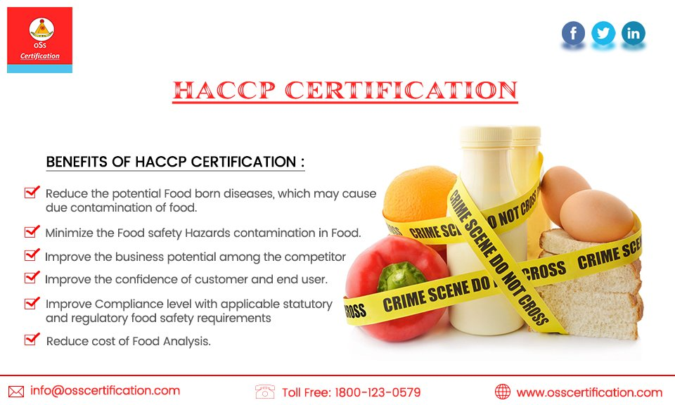 Haccpcertification Hashtag On Twitter