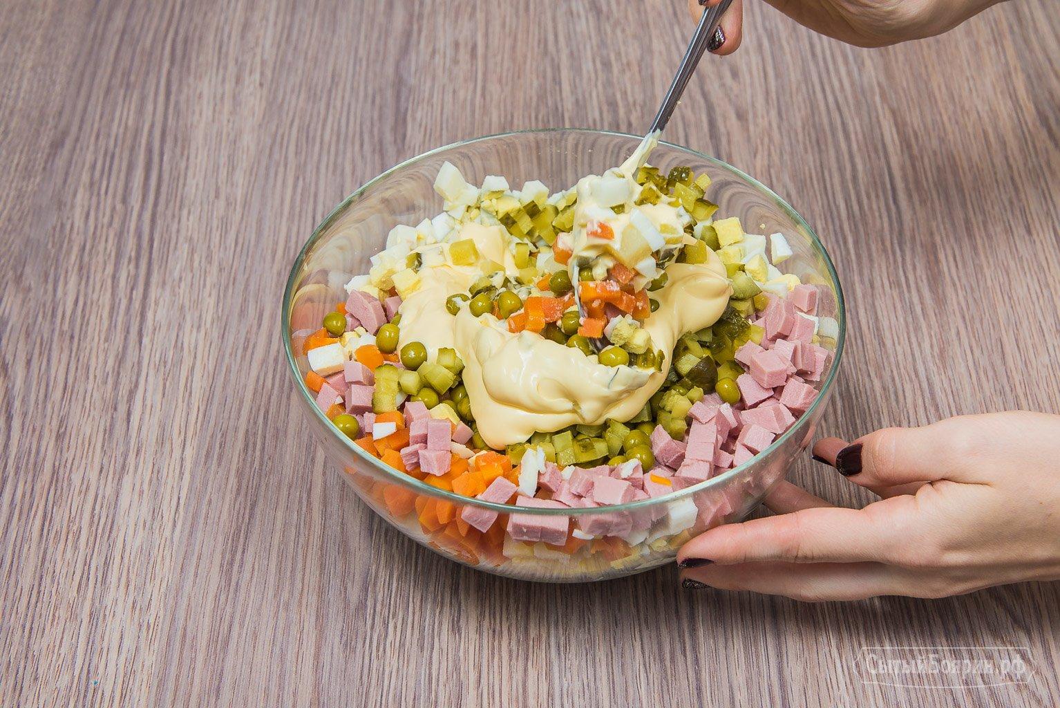 ведь салат оливье ингредиенты картинки окончательно