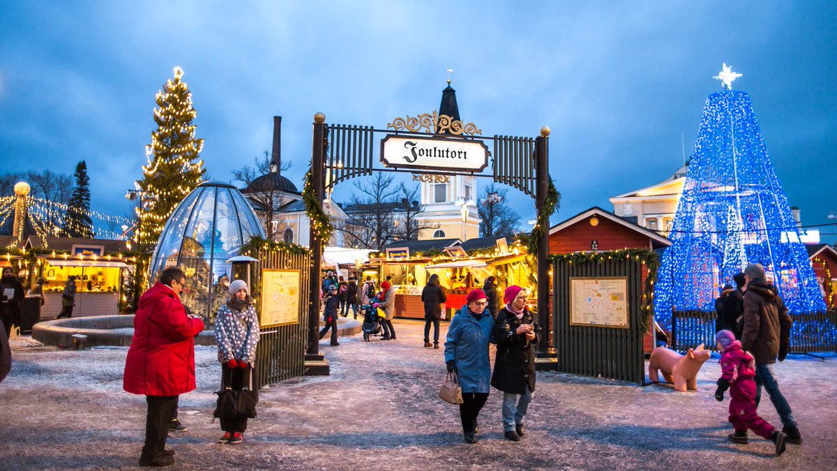 Tourism in tampere, finland