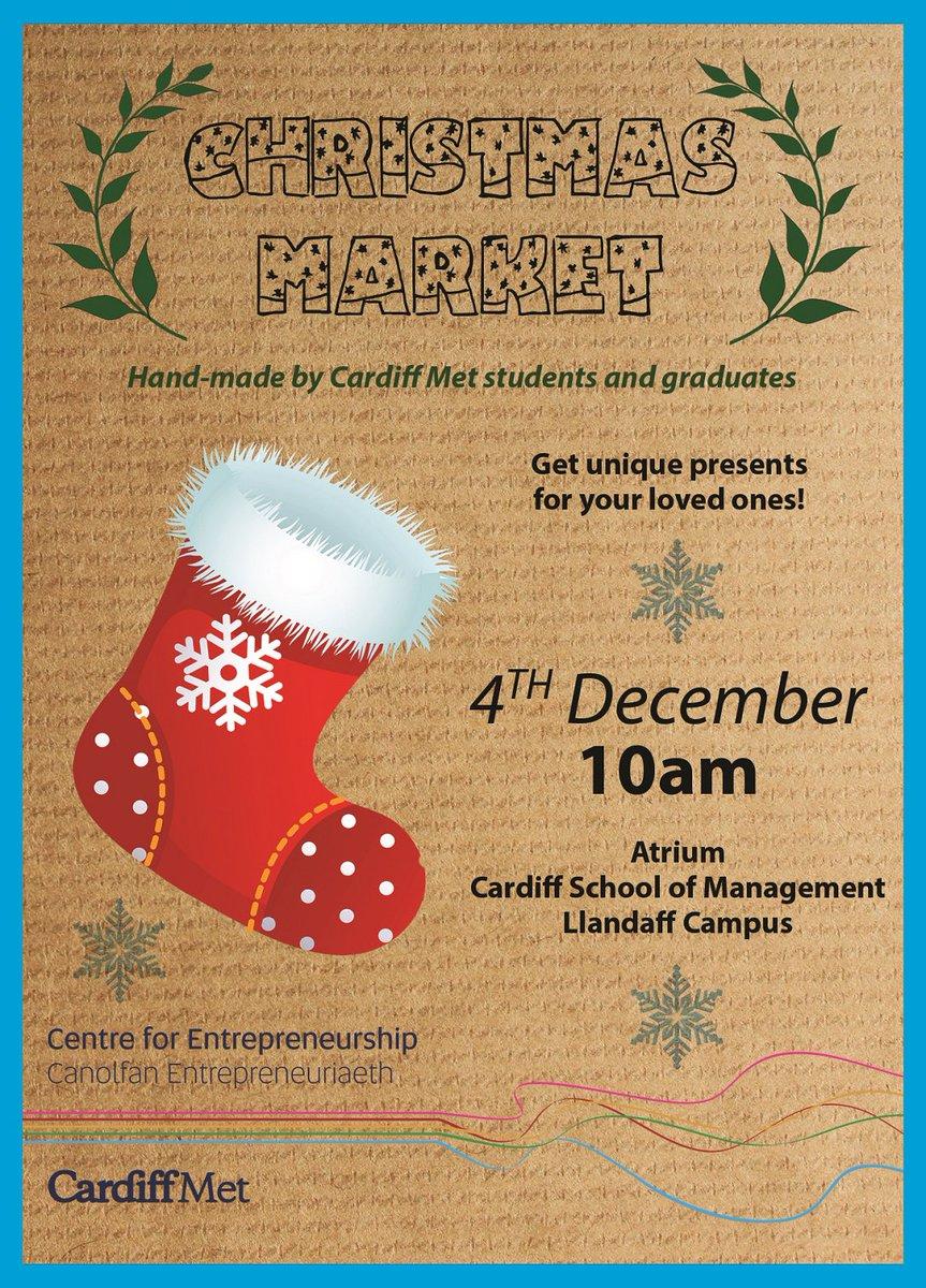 Centre For Entrepreneurship At Cardiff Met On Twitter For Any Late