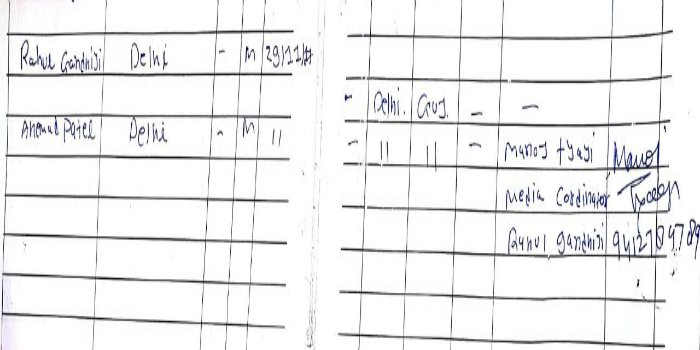 Rahul Gandhi and Ahmed Patel's names in register of non-Hindus visiting Somnath temple