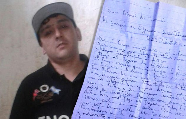 Tucumán | El infierno del preso tucumano que anticipó su asesinato