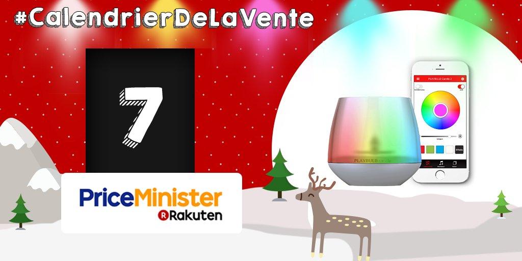 #Concours #CalendrierDeLaVente   Tous les jours à 10h, ouvrez avec nous une case du #CalendrierDeLaVente !     Pour la Case #7 à l'occasion de la #fetedeslumieres de #Lyon tentez de gagner une des 2 Playbulb Candle   #RT + #Follow | TAS le 11/12/17pic.twitter.com/Tq3KErV1ow