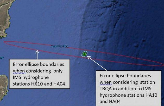 ARA San Juan | Desde Austria achican el rango de búsqueda del submarino