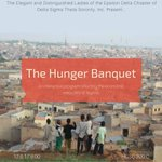 Please join us next Wednesday, 12.6.17, as we host our annual Hunger Banquet! This is an interactive program reflecting the economic inequality of Nigeria. See you there!