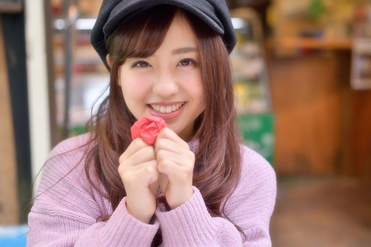 笑顔がキュートな河村友歌かわいい