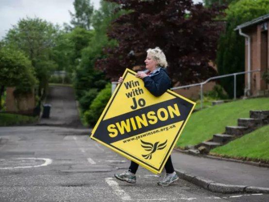 Police probe Lib Dem Jo Swinson over election expenses https://t.co/RE9RwvJEr4
