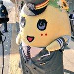 前方よーし♪ヾ(。゜▽゜)ノ側面よーしなっしー♪#ふなっしートレイン#新京成電鉄 pic.twitt…