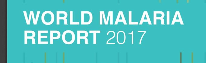 The WHO has released the World Malaria Report 2017 today. You may check it out here: apps.who.int/iris/bitstream…