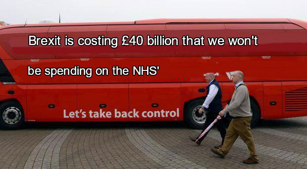 Pls RT if you'd like to see this bus touring the country #brexitshambles