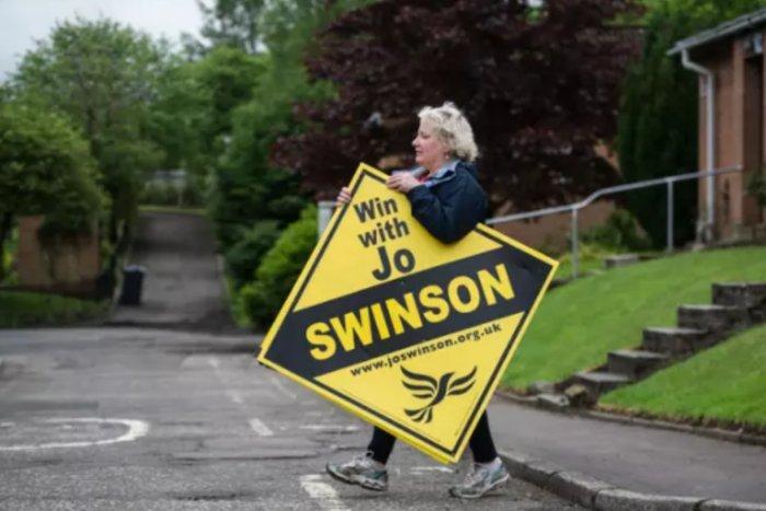 Liberal Democrats dismiss Jo Swinson expenses complaint as 'SNP tactic' https://t.co/tXOlMB7tco