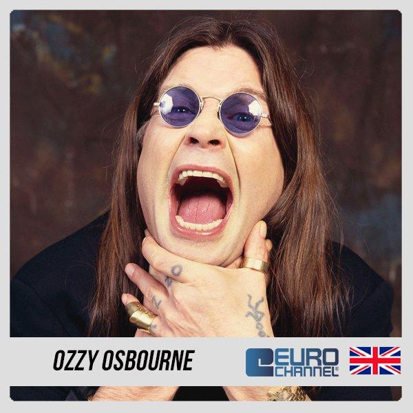 Happy birthday to Ozzy Osbourne!