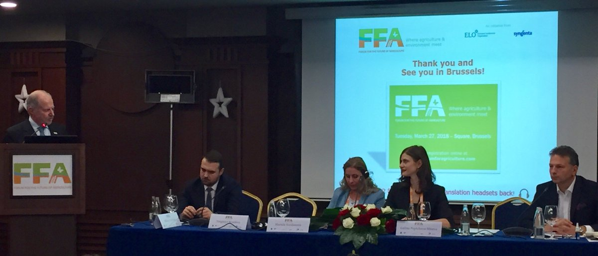 REGIONAL FORUM FOR THE FUTURE OF AGRICULTURE
