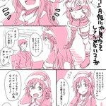 12月を前に持病のサンタ姫川友紀見た過ぎ病が再発したんで描きました pic.twitter.com/…