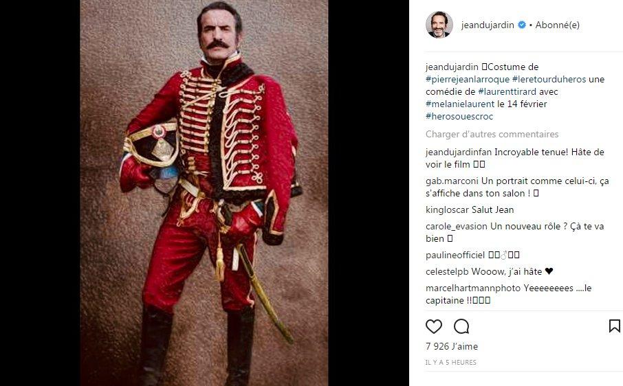 Jean dujardin fanjeandujardin twitter for Dujardin 2018