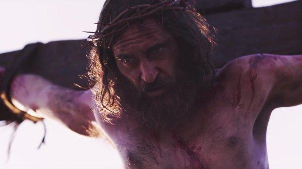 Joaquin Phoenix dans le rôle de Jesus-Christ