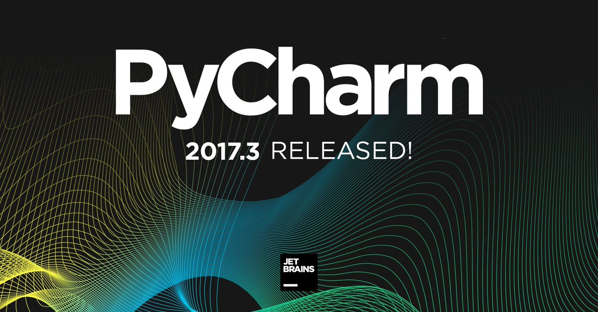 JetBrains PyCharm on Twitter: