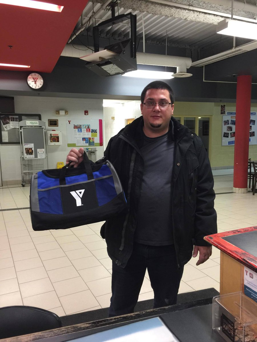 Ymca Sudbury On Twitter Stephane Says That He Loves The