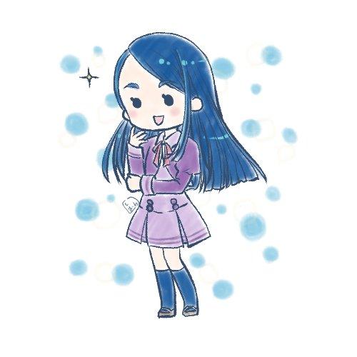 紫音は糖質制限/ギャンパレミキちゃん推し (@miyabi_hiragi)さんのイラスト
