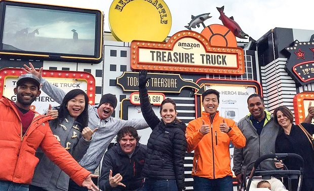 Will Amazon Treasure Trucks reach UK shores for Christmas? https://t.co/23ljB4yIKy @ParcelHero #ecommerce #Retail https://t.co/MDvFowgzrG