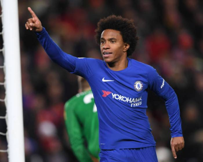Willian happy at Chelsea despite Manchester United speculation https://t.co/gyFcsQIBNa via @todayng