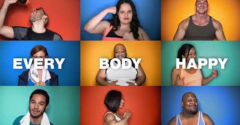 Blink Fitness Just Launched the Best Body-Positive Ad Ever https://t.co/1al30OPmIX