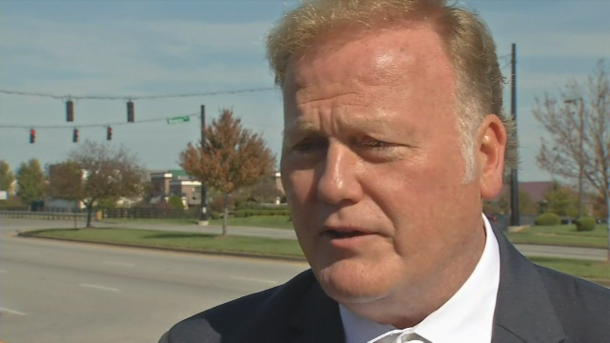 Kentucky State Rep. Dan Johnson has committed suicide on a bridge in Mt. Washington: https://t.co/fHE401L9C1