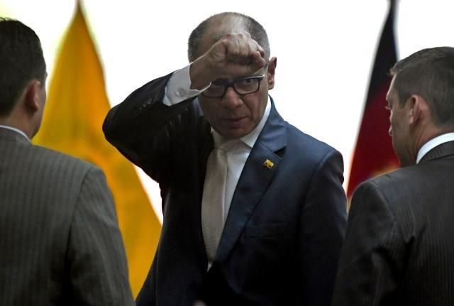 Korruption in Ecuador: Ex-Vizepräsident zu sechs Jahren Haft verurteilt https://t.co/l2dyI9NmxD