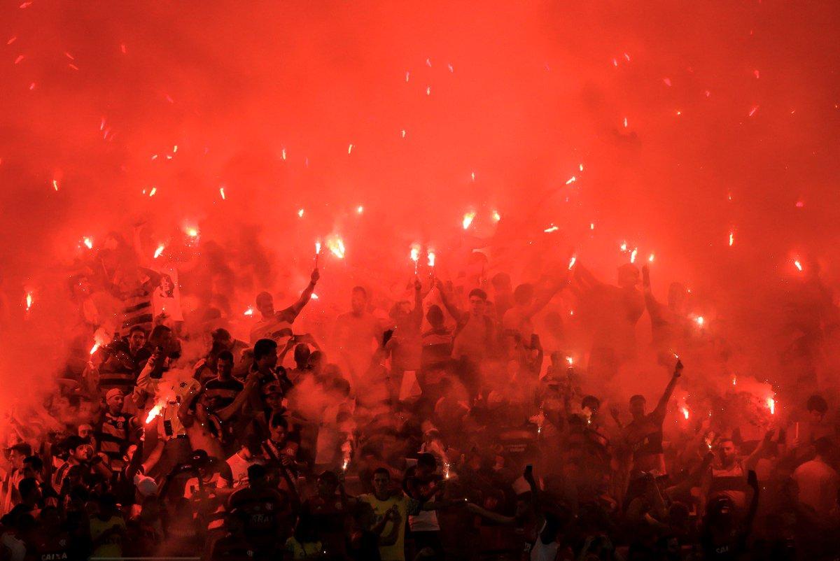The Copa Sudamericana final looks incredible. 🔥