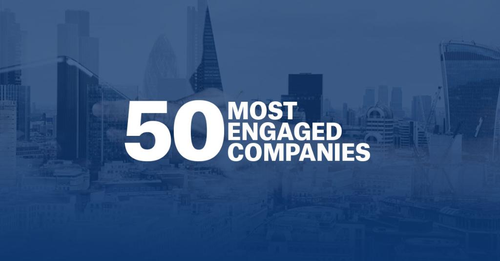 Forbes Insights: Amazon & Alphabet top our list of the most engaged companies. Find out who else made the cut here: https://t.co/gZh1IJFPNn