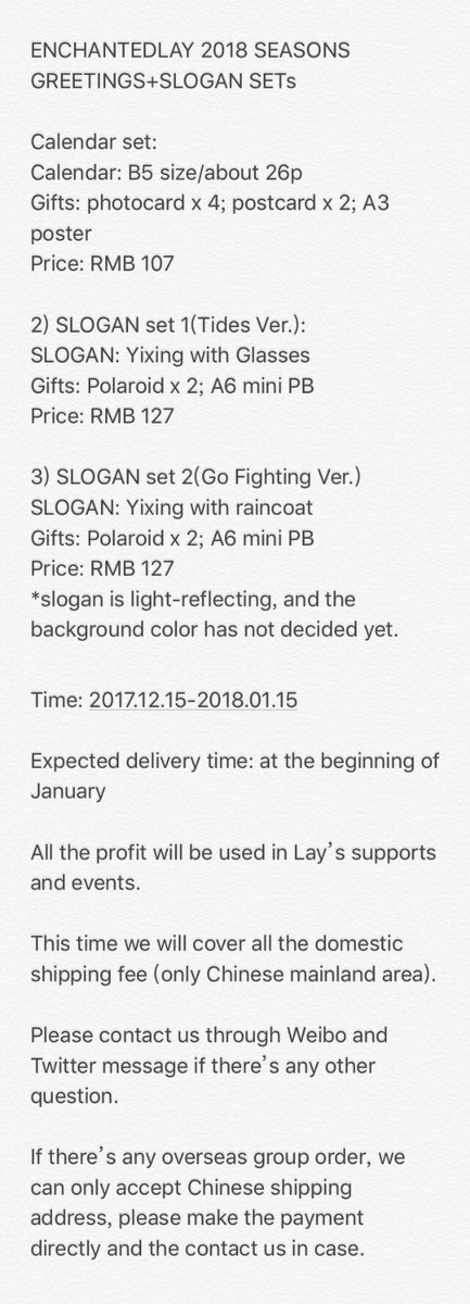 Enchanted Lay on Twitter: