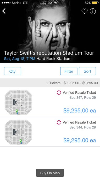 If I wish Taylor Swift a happy birthday does that mean that I don\t have to pay $9000 for