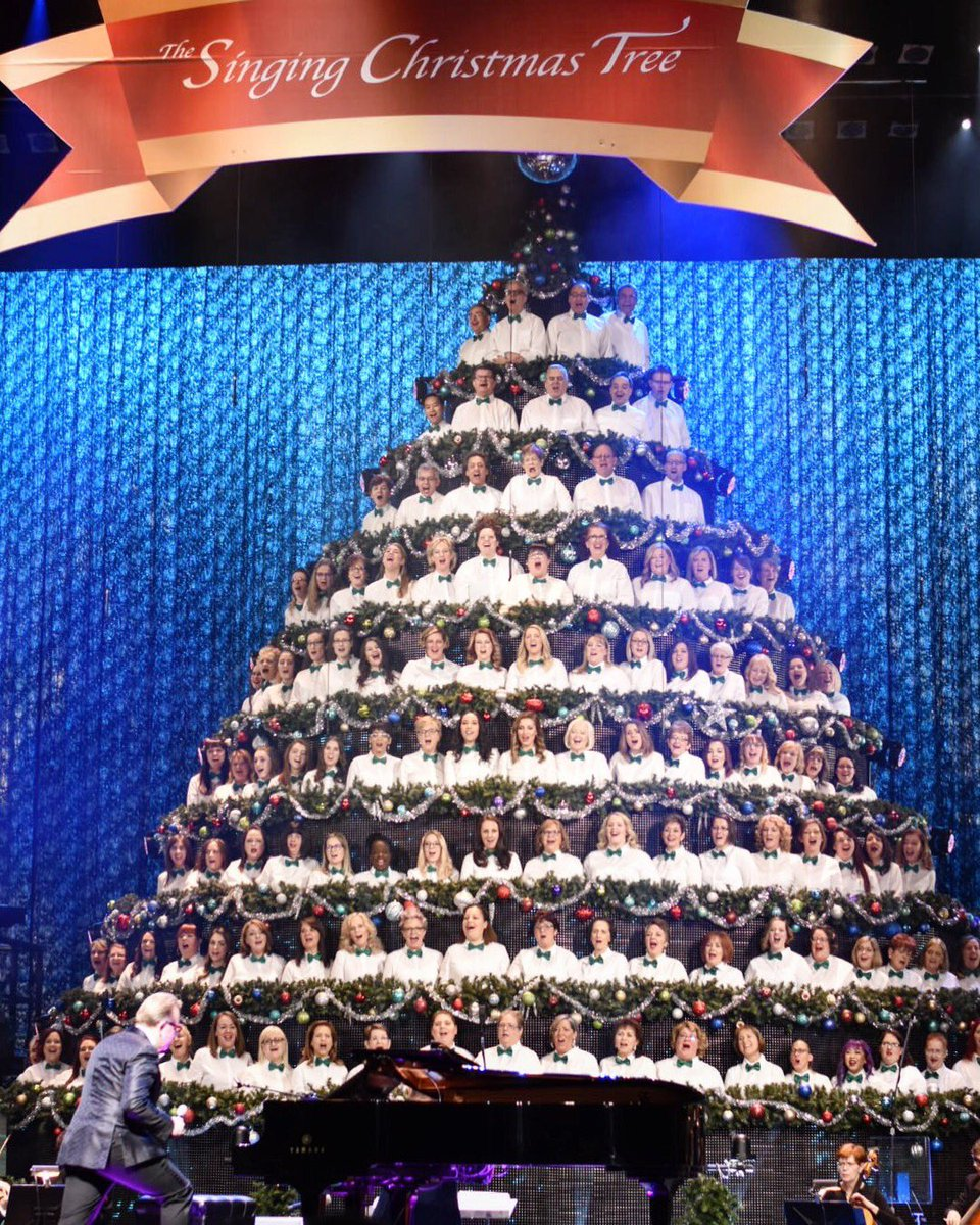 Singing Christmas Tree Edmonton.Linda Hoang On Twitter Invited To Check Out The