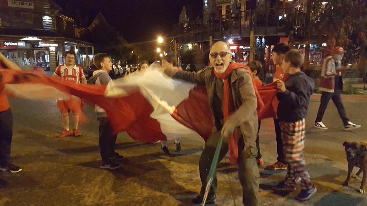 Festejando con  el Rojo https://t.co/Qjv0RLwGox
