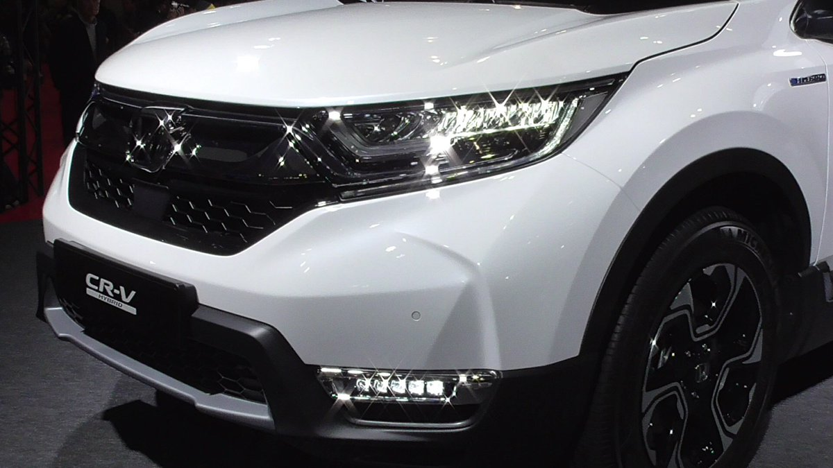cr for shanghai after h obvious debuts s confirmed all debut sale but show at v news suv in auto hybrid honda crv u introduced sales possibility